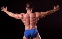 Bodybuilder Stock Afbeeldingen