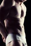 Bodybuilder Obraz Stock