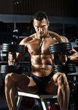 Bodybuilder photos stock