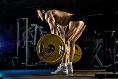 bodybuilder Στοκ Εικόνες