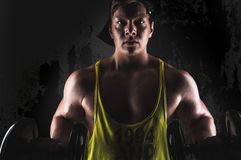 Bodybuilder Photographie stock