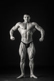 bodybuilder Στοκ εικόνα με δικαίωμα ελεύθερης χρήσης