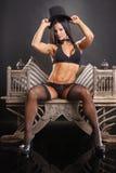 Bodybuilder class Stock Photos