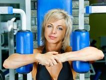 Bodybuilder da beleza fotos de stock royalty free