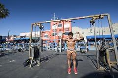 Bodybuilder Stock Photo