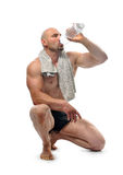 Bodybuilder Royalty Free Stock Photography