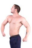 Bodybuilder novo imagens de stock royalty free