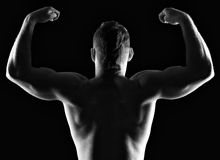 Bodybuilder Stock Photography