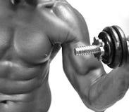 bodybuilder silny zdjęcie royalty free