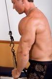 bodybuilder szkolenie Zdjęcia Stock