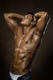 Bodybuilder Stock Image