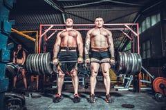Bodybuilders Royalty Free Stock Photos
