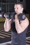 Bodybuilding Στοκ Φωτογραφία