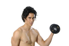 Bodybuilding Royalty Free Stock Photo