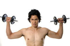 Bodybuilding Royalty Free Stock Images