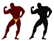 Bodybuilding Stock Image