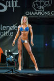 Bodybuilding Champions Cup Royalty Free Stock Photos