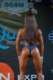 Bodybuilding Champions Cup Stock Image