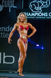 Bodybuilding Champions Cup Stock Images