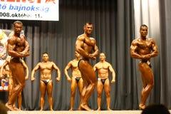 Bodybuilding championship Royalty Free Stock Photo