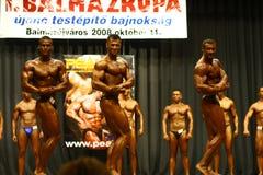 Bodybuilding championship Stock Photo