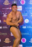 Bodybuilding championship Muscle Stock Photography