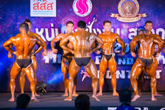 Bodybuilding championship Muscle Royalty Free Stock Photo