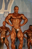 Bodybuilding competition Stock Photography