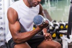 Bodybuilding. Stock Photo