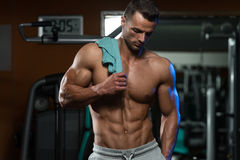 Bodybuilding Is Exercise And Nutrition At Its Best Stock Photography