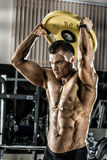 Bodybuilding Royalty Free Stock Photography