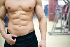 Bodybuilding Royalty Free Stock Image