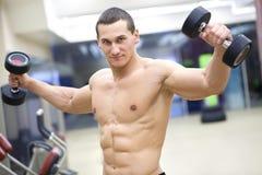 Bodybuilding Royalty Free Stock Photos