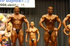 bodybuilding mistrzostwo Obraz Stock