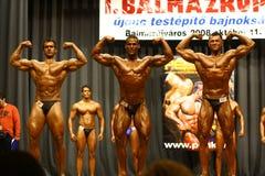 bodybuilding mistrzostwo Zdjęcia Stock