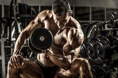 Bodybuilding Royalty Free Stock Photo