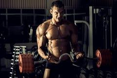 Bodybuilding Stock Photo