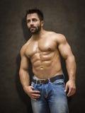 Bodybuildingmann Stockfotos