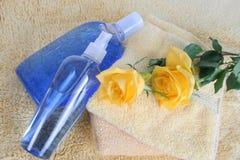 bodycare ванны Стоковые Изображения RF