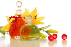Bodycare Royalty Free Stock Images