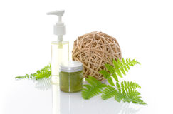 Bodycare stockfoto