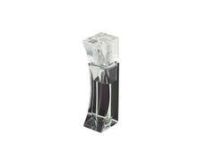 Bodycare perfume. Bottle Royalty Free Stock Photography