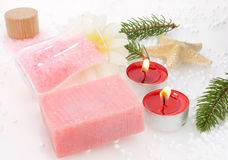 Bodycare Products Royalty Free Stock Photo