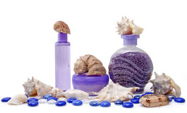 Bodycare products Stock Photo