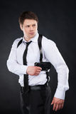 Bodyguard. Stock Photos
