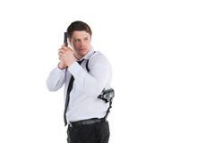 Bodyguard. Royalty Free Stock Images
