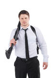 Bodyguard. Stock Image
