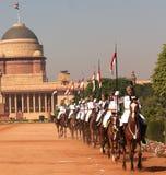Bodyguard du Président - Inde images stock