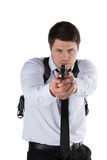 Bodyguard. Stock Photography