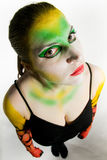 Bodypainting Royalty Free Stock Photo